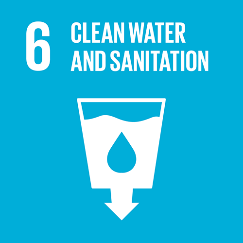 6. Ensure access to water and sanitation for all